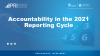 Accountability in the 2021 Reporting Cycle