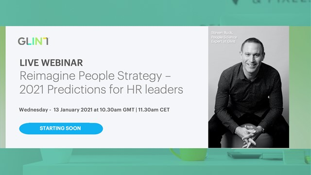 Reimagine People Strategy - Predictions for 2021
