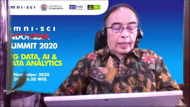 OIS 2020: Keynote Speech by Ilham A. Habibie, Chief Executive WanTikNas