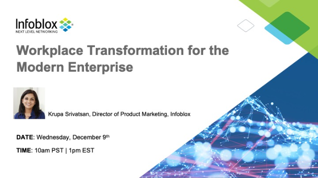 Workplace Transformation for the Modern Enterprise (EMEA)