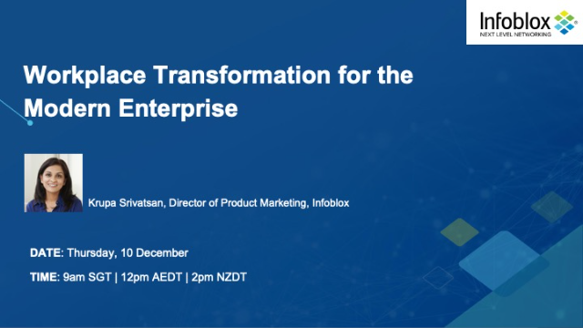 Workplace Transformation for the Modern Enterprise (APAC)