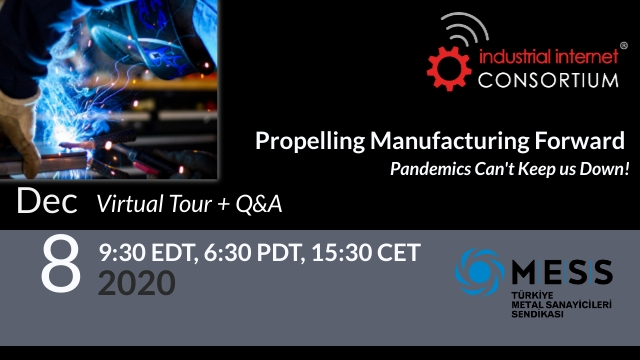 Propelling Manufacturing Forward -- Pandemics Will NOT Keep Us Down!