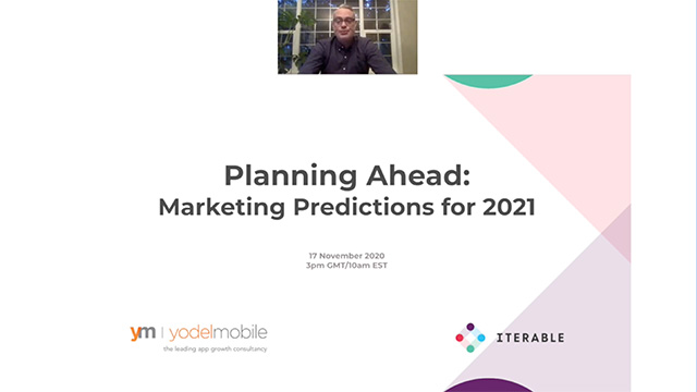 Planning Ahead: Marketing Predictions for 2021