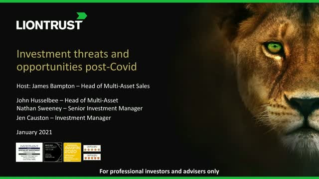 Liontrust Views - Investment threats and opportunities post-Covid (UK ONLY)
