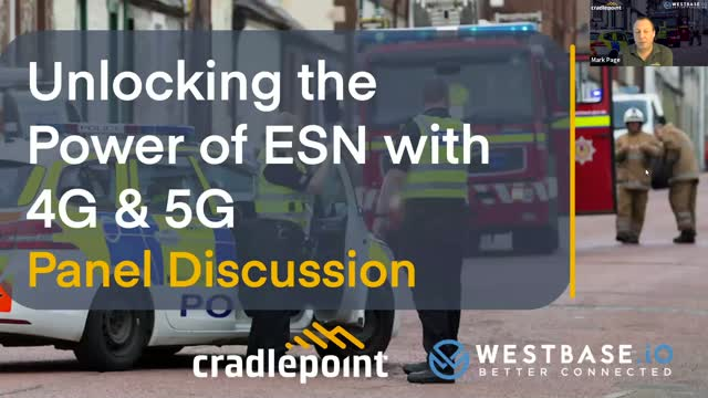 Emergency Services Panel: Unlocking the Power of ESN with 4G and 5G