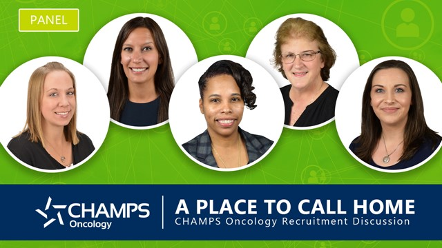 CHAMPS Oncology: A Place to Call Home
