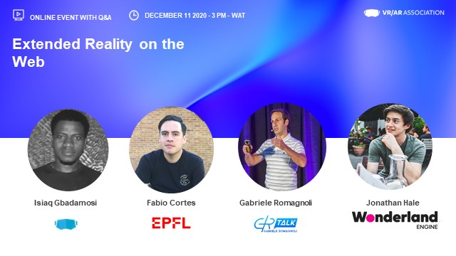 Extended Reality on the Web