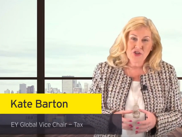 From intern to global vice chair: Lessons learned from EY's Kate Barton
