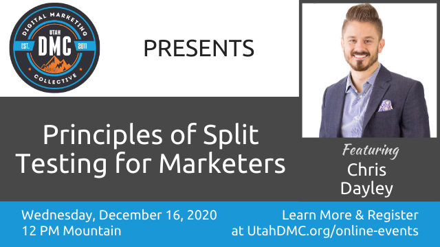 Principles of Split Testing for Marketers