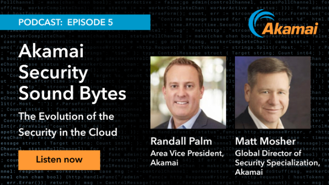 The Evolution of Security in the Cloud