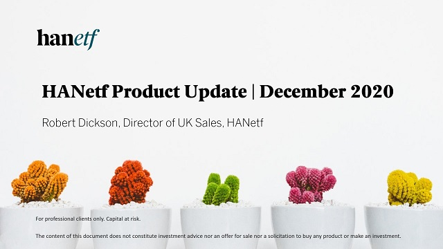 HANetf Product Update