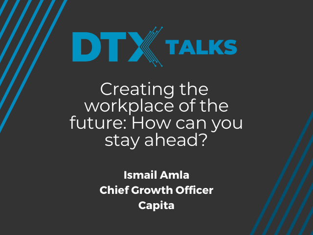 Creating the workplace of the future: How can you stay ahead?