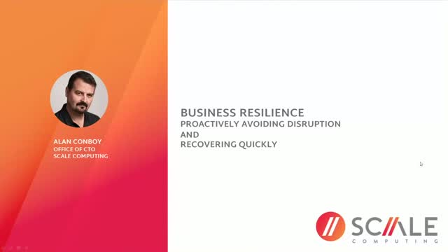 Innovative Business Resilience Solutions