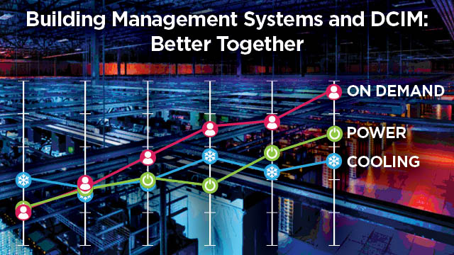 BMS and DCIM: Better Together