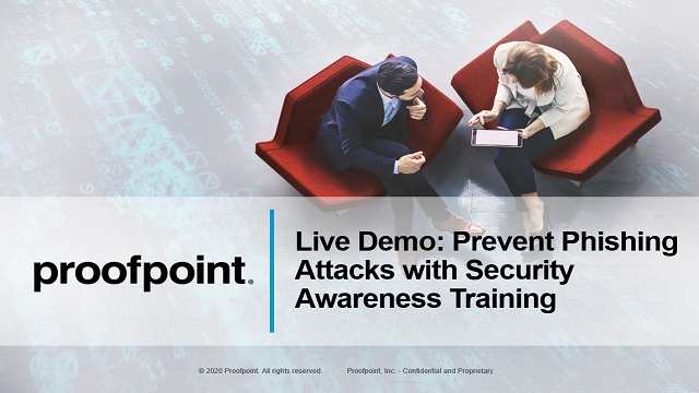 Live Demo: Prevent Phishing Attacks with Security Awareness Training