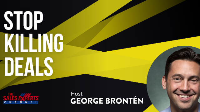 Stop Killing Deals - Episode 9 - Trust & Listening with Charles H. Green