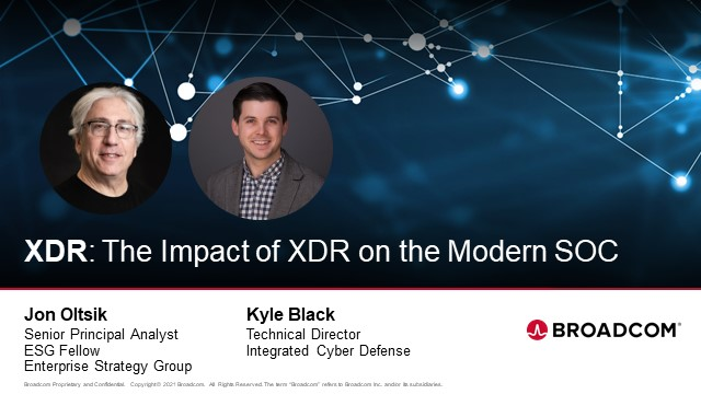 The Impact of XDR on the Modern SOC