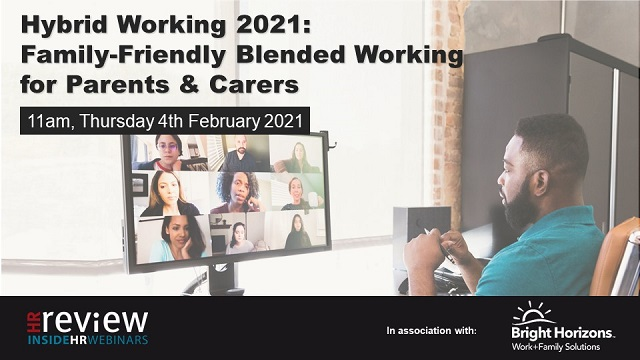 Hybrid Working 2021: Family-Friendly Blended Working for Parents & Carers