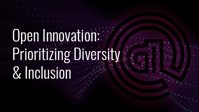 Open Innovation: Prioritizing Diversity & Inclusion (APAC)