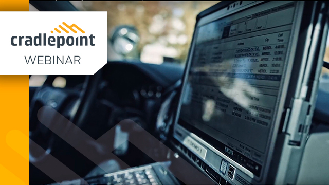 How LTE Can Connect Essential Law Enforcement Technologies
