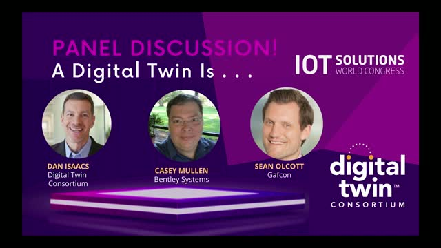 A Digital Twin Is....