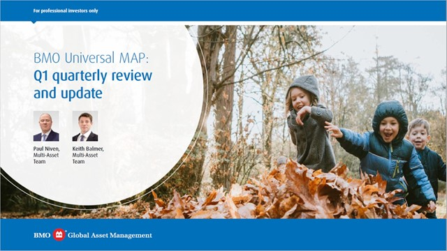 BMO Universal MAP: Q1 Quarterly review and update