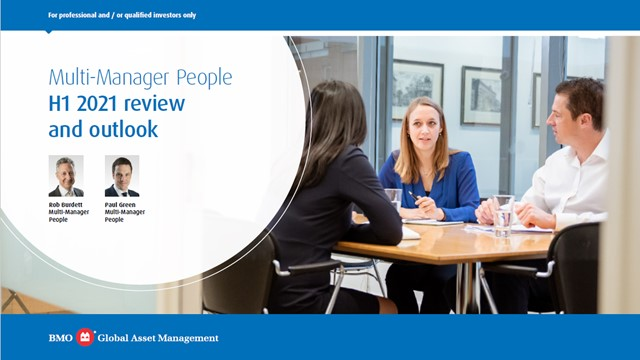 Multi-Manager People - H1 2021 review and outlook