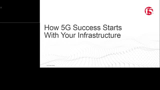 How 5G Success Starts With Your Cloud-Native Infrastructure