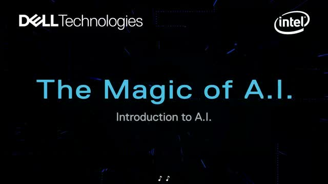 Magic of A.I: Episode One - Introduction to A.I.