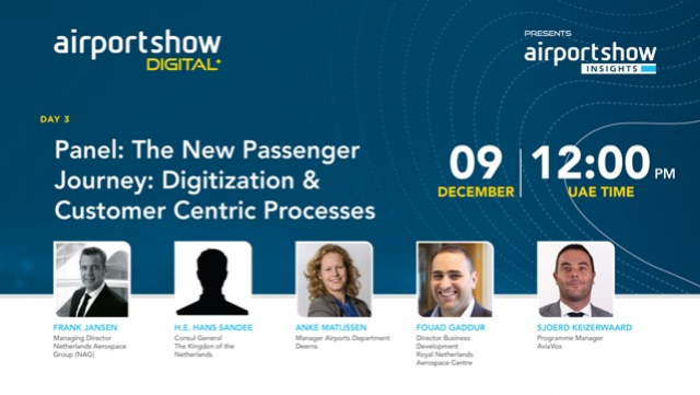 Panel: The New Passenger Journey: Digitization & Customer Centric Processes