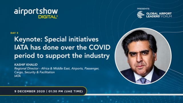 Special initiatives IATA has done over the COVID period to support the industry