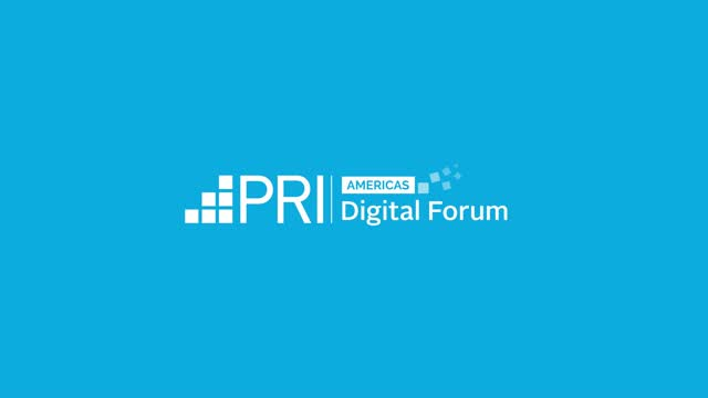 PRI Digital Forum: Americas - The Inevitable Policy Response to climate change