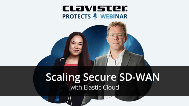 Scaling Secure SD-WAN with Elastic Cloud