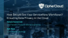 How Secure Are Your ServiceNow Workflows? Ensuring Data Privacy in the Cloud