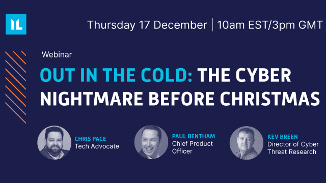 Out in the Cold: The Cyber Nightmare Before Christmas