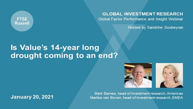 Factor performance. Is Value's rebound sustainable? For investors in EMEA