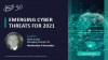 Emerging Cyber Threats for 2021