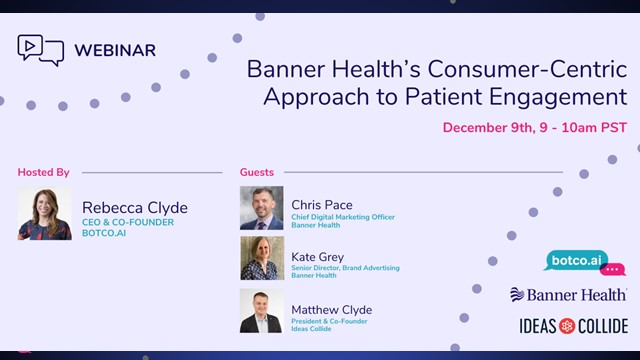 Banner Health's Consumer-Centric Approach to Patient Engagement