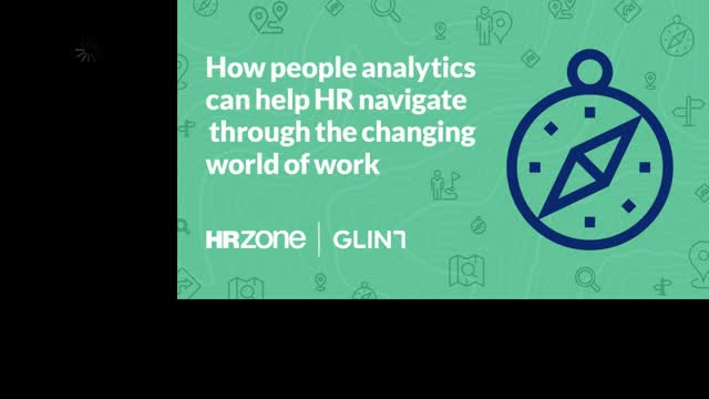 How People Analytics can help HR navigate through the changing World of Work