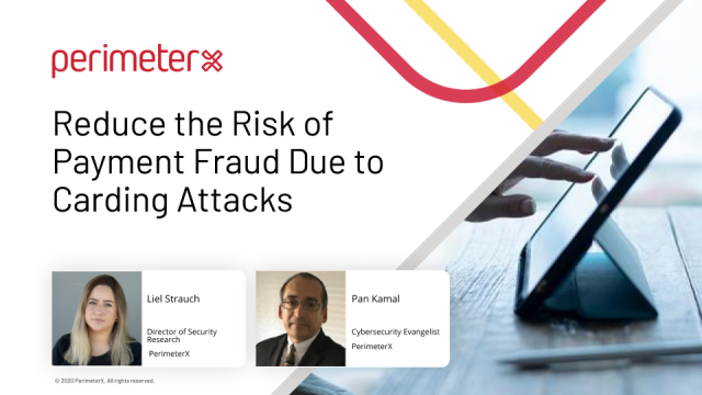 Reduce the Risk of Payment Fraud Due to Carding Attacks