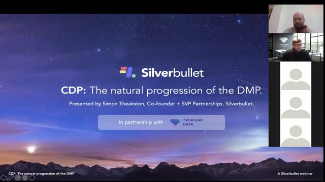 CDP: The natural progression of the DMP