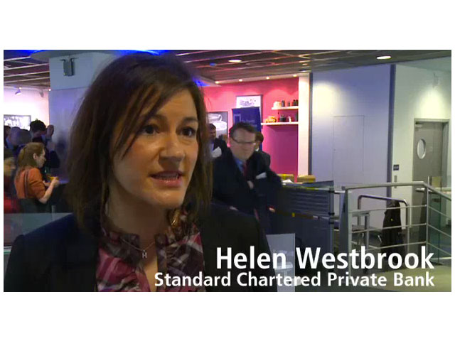 Helen Westbrook, Standard Chartered Private Bank