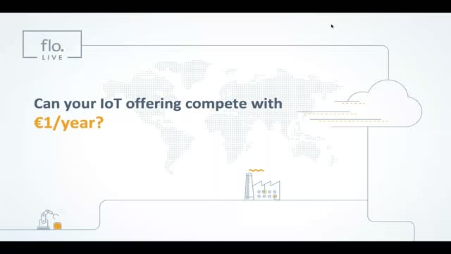 Can your IoT connectivity offering compete with 1 EUR/Year?