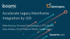 Boomi CTO & OpenLegacy: Accelerate Legacy Mainframe Integration by 10X