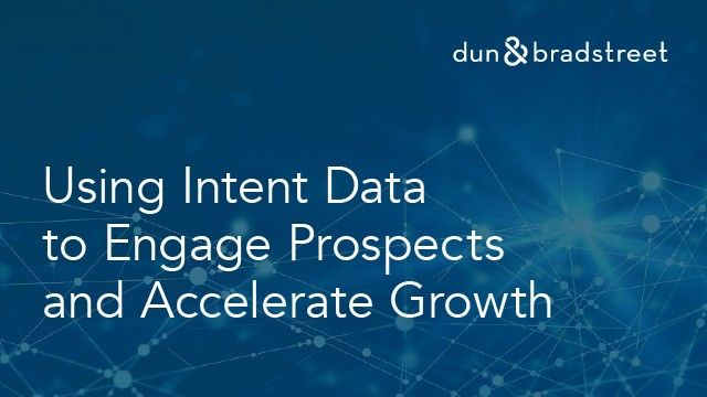 Using Intent Data to Engage Prospects and Accelerate Growth