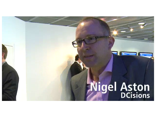 Nigel Aston, DCisions