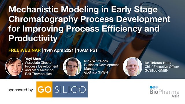 Mechanistic Modelling in Early Stage Chromatography Process Development...