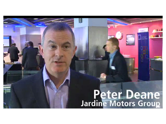 Peter Deane, Jardine Motors Group