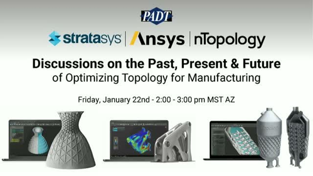 The Past, Present & Future of Optimizing Topology for Manufacturing