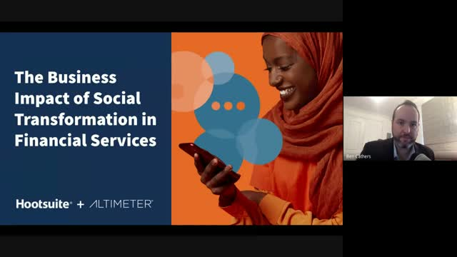 The Business impact of Social Transformation in Financial Services